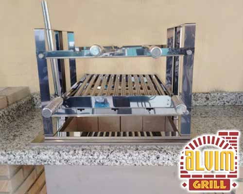 Churrasqueiras Cooktop